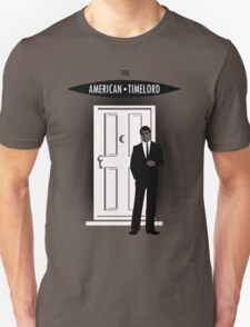 The American Timelord T-Shirt