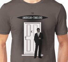 The American Timelord Unisex T-Shirt