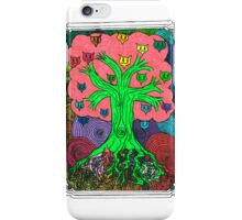 Percentum Fruit Tree iPhone Case/Skin