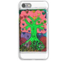 Percentum Fruit Tree iPhone Case/Skin