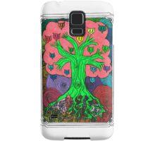 Percentum Fruit Tree Samsung Galaxy Case/Skin