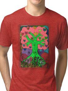 Percentum Fruit Tree Tri-blend T-Shirt