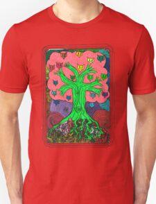 Percentum Fruit Tree Unisex T-Shirt