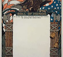 Roll of honor of our men who have entered the service of their country by joining the Army or Navy by wetdryvac