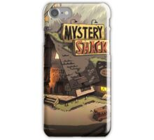 gravity fall mystery shack iPhone Case/Skin