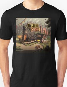 gravity fall mystery shack T-Shirt