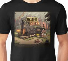 gravity fall mystery shack Unisex T-Shirt