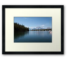 Grand Teton National Park Photography Framed Print