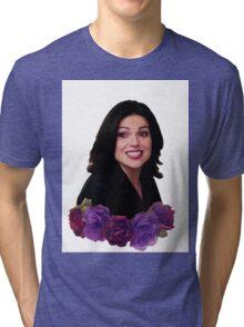 Regina is cute af Tri-blend T-Shirt