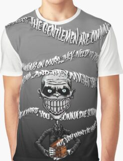The Gentlemen Floating Voices Graphic T-Shirt