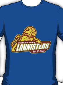 Casterly Rock Lannisters T-Shirt
