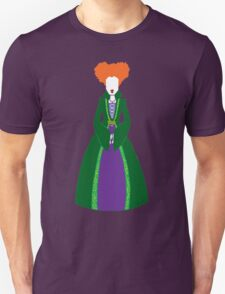 Hocus Pocus - Winnie Sanderson Unisex T-Shirt