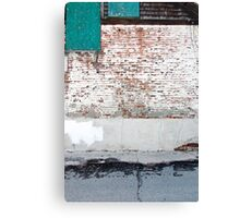 building, denver Canvas Print