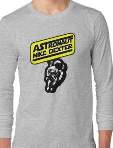 Astronaut Mike Dexter Long Sleeve T-Shirt