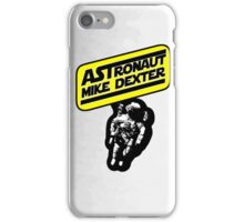Astronaut Mike Dexter iPhone Case/Skin