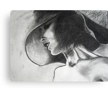 Belle Canvas Print