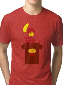 funny tshirt graphic tee Tri-blend T-Shirt
