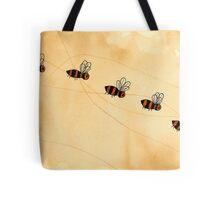 Bee's 3 Tote Bag
