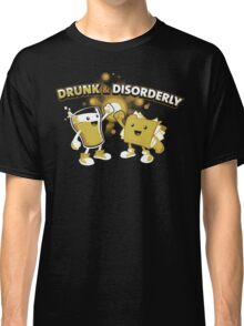 Drunk & Disorderly Classic T-Shirt