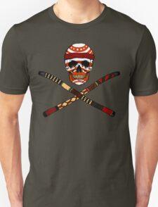 Skull and Crossed Didgeridoo T-Shirt