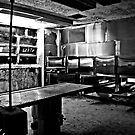 Soul Kitchen- Abandoned Asylum Morgue by MJD Photography  Portraits and Abandoned Ruins