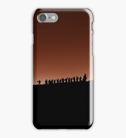 an unexpected journey iPhone Case/Skin