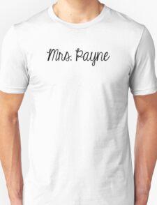 Mrs. Payne Unisex T-Shirt