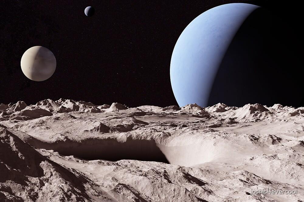 Walking On the Moon by joshis4evercool