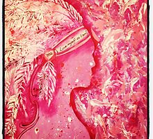 Lovely Lady Nada - Inspired by B52 (Artwork by Megan Morris 2012) by poppi1983