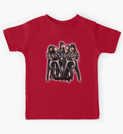 black veil brides BVB Kids Tee
