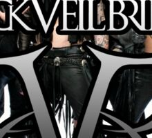 black veil brides BVB Sticker
