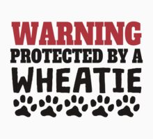Protected By A Wheatie One Piece - Short Sleeve