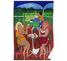 Bruthen Beauties Dine at the Bull Ant Brewery Poster
