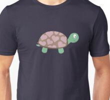 Cute Turtle with hearts Unisex T-Shirt