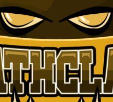 Deathclaws - Varsity Team Logo Sticker
