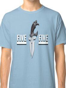 Buffy - Faith 5 by 5 minimalist poster Classic T-Shirt
