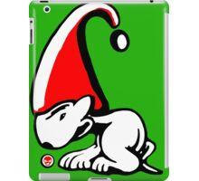 English Bull Terrier Gnome iPad Case/Skin