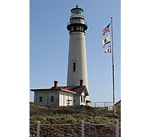 Pigeon Point Photographic Print