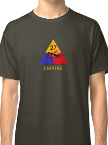 27th Armored Division 'empire' (United States) Classic T-Shirt