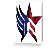 Mass Effect: Paragon-Renegade Greeting Card