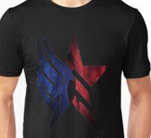 Mass Effect: Paragon-Renegade Unisex T-Shirt
