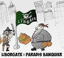 Liboria le paradis banquier de Liborgate by Binary-Options