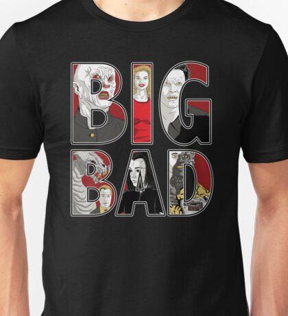 Buffy the Vampire Slayer - BIG BAD Variant Unisex T-Shirt