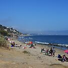 Public Beach, Malibu by zzsuzsa