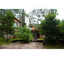 HOUSE 122 Photographic Print