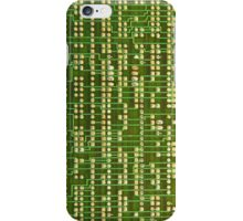 Retro Circuits #2 iPhone Case/Skin