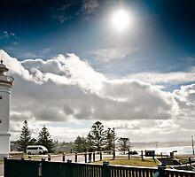 Kiama Lighthouse by Mark Knighton