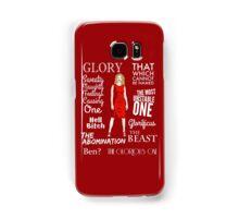 Glorificus - Buffy the Vampire Slayer Samsung Galaxy Case/Skin