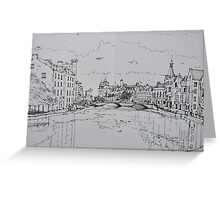 Leith. Greeting Card