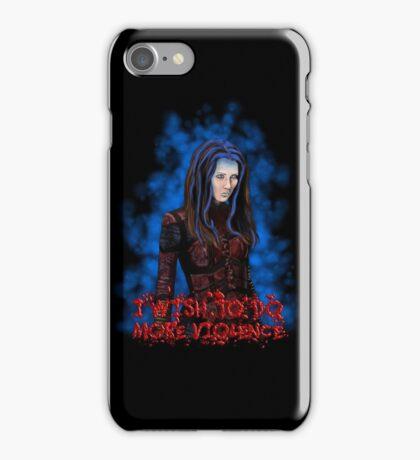 Angel - Illyria  iPhone Case/Skin